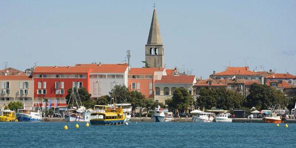 Poreč, Istria, Chorvátsko – pobyty, zájazdy, dovolenka