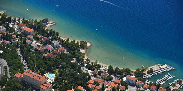 Crikvenica, Kvarner, Chorvátsko – pobyty, zájazdy, dovolenka