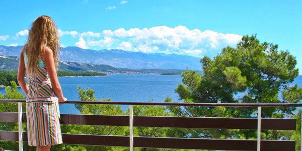Ostrov Rab, Kvarner, Chorvátsko – pobyty, zájazdy, dovolenka