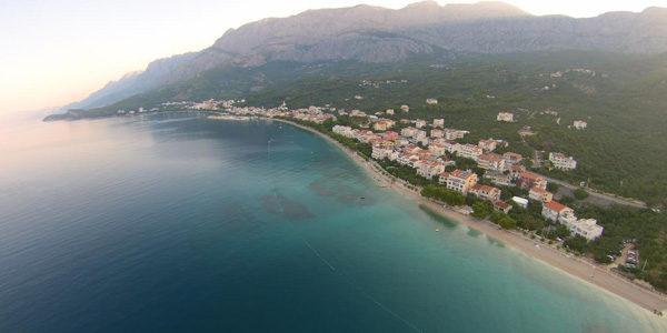 Tučepi, Makarská riviéra, Chorvátsko – pobyty, zájazdy, dovolenka