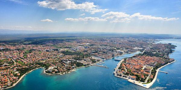 Zadar, Severná Dalmácia, Chorvátsko – pobyty, zájazdy, dovolenka