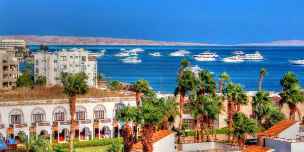 Hurghada, Egypt – pobyty, zájazdy, dovolenka