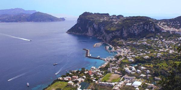 Capri, Taliansko – pobyty, zájazdy, dovolenka