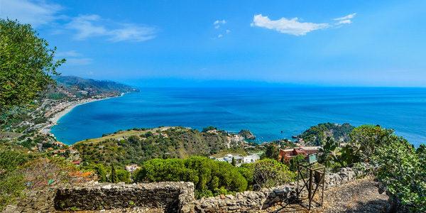Sicília, Taliansko – pobyty, zájazdy, dovolenka