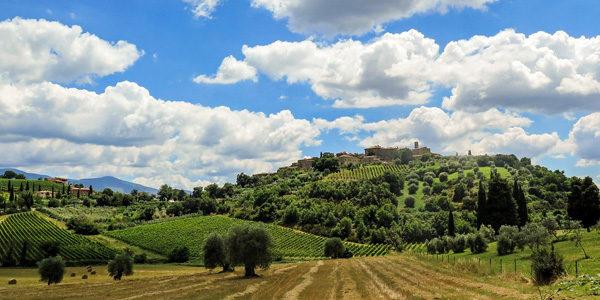 Toskánsko, Taliansko – pobyty, zájazdy, dovolenka