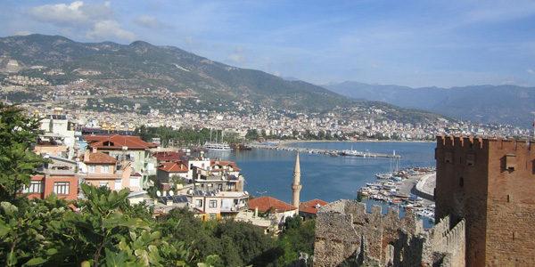 Alanya, Turecko – pobyty, zájazdy, dovolenka